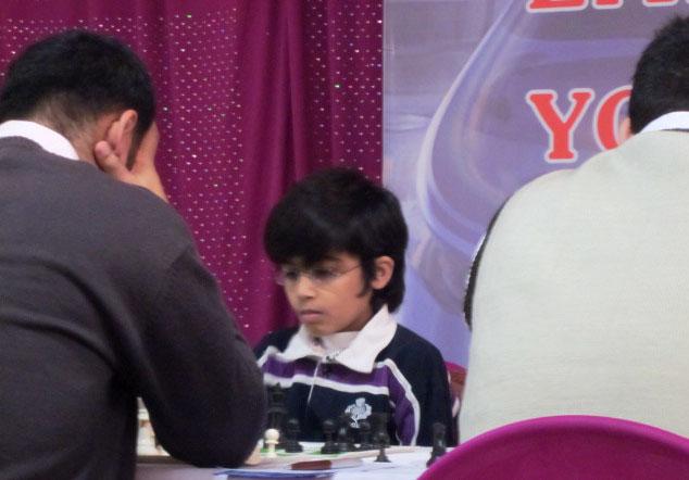 Delhi Open Dec 2011 - Akshat R6