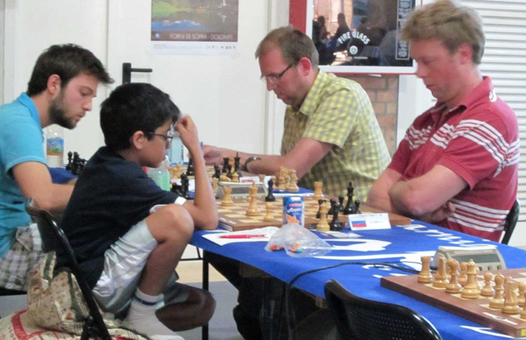 Akshat Chandra Vs GM  Pavlov