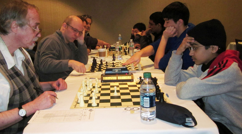 R1 - Ed Kopiecki and Akshat Chandra on Board 1