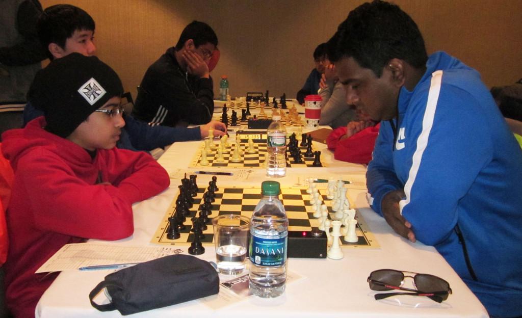 R5 : GM Magesh Panchanathan and Akshat Chandra