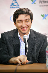 The Gentle King - Vugar Gashimov 1986-2014