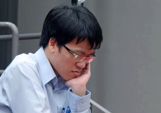 Vietnamese GM Liem Le Quang, rated 2678, number 63 in the world.