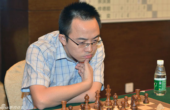 Chinese GM Ni Hua, currently rated 2677 and ranked number 67 in the world, and..