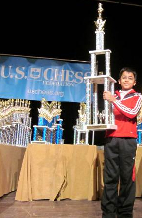 Down the Memory Lane - 2 years back at the SuperNationals 2013 - K9 Champion Akshat Chandra